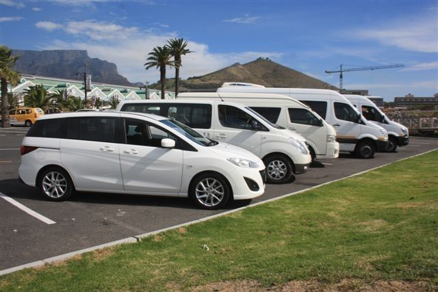 Cape Town Airport Transfers