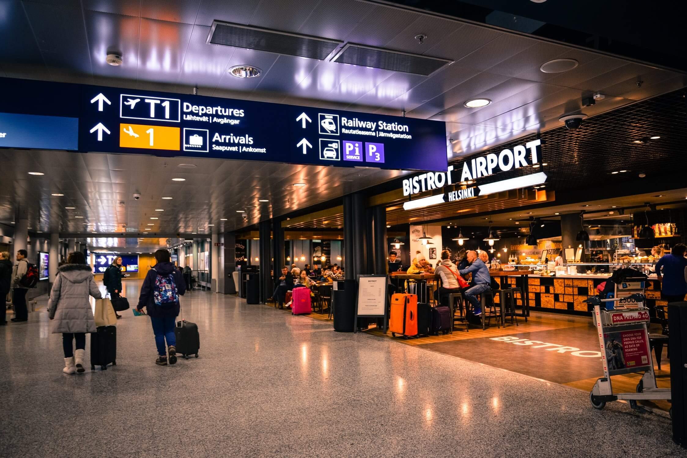 Bistrot Airport Helsinki